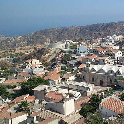 Cyprus property, Pissouri