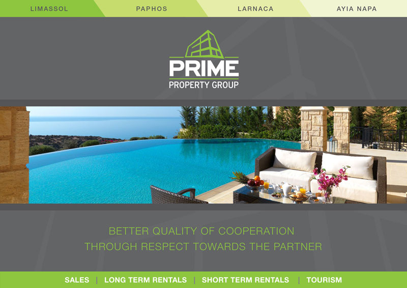 Property in Cyprus from the developer - Real estate from the Prime