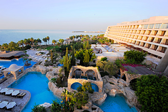 Cyprus Top in Europe for 5 Star Hotels