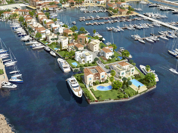 Increased Demand for Luxury Waterfront Properties
