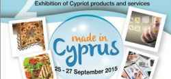 23.09.2015: Limassol Marina Hosts the Made in Cyprus Exhibition