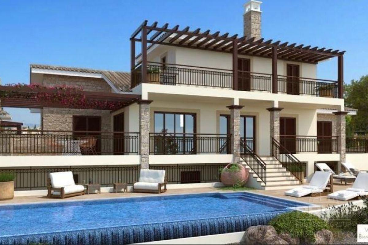 Предложение № 10006 - Paphos, Villa 407 м2