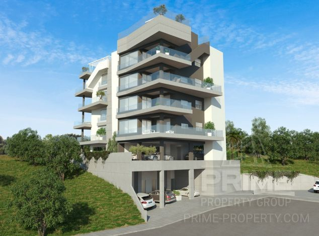 Cyprus property, Apartment for sale ID:10040