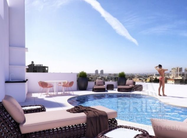 Cyprus property, Apartment for sale ID:10045
