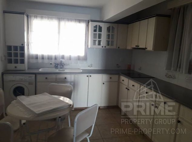 Cyprus property, Garden Apartment for rent ID:10053