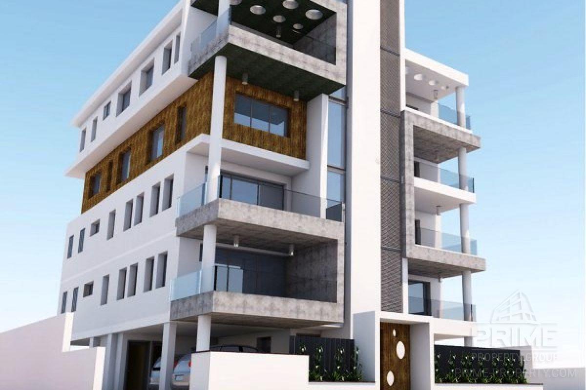 Предложение № 10075 - Limassol, Apartment 93.5 м2