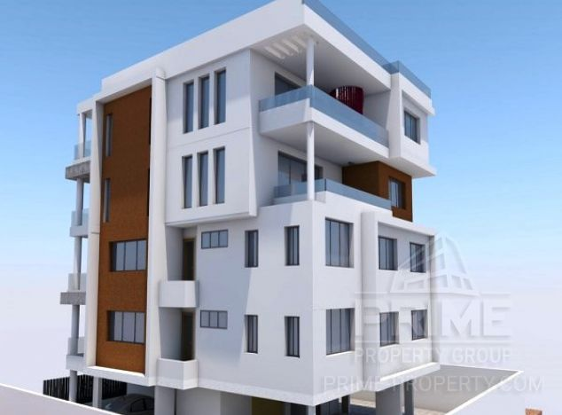 Cyprus property, Apartment for sale ID:10076