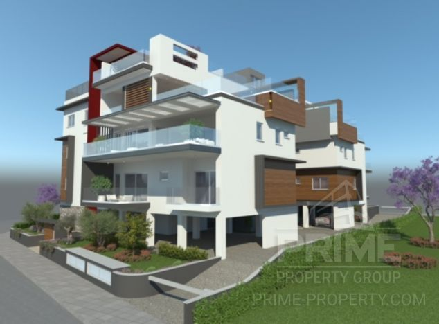 Cyprus property, Apartment for sale ID:10084