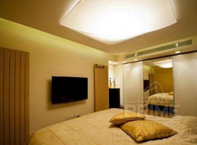 Cyprus property, Penthouse for rent ID:10095