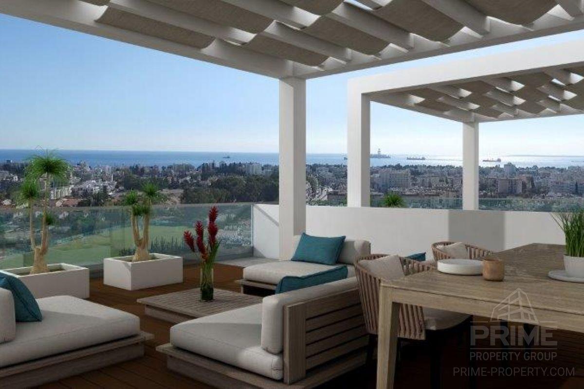 Предложение № 10123 - Limassol, Penthouse 270 м2