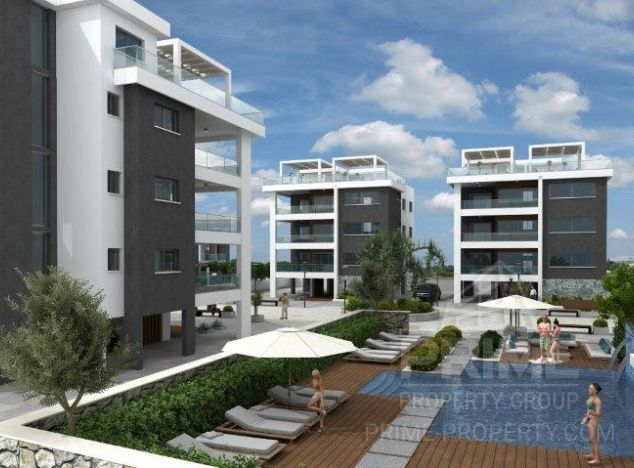 Cyprus property, Penthouse for sale ID:10125