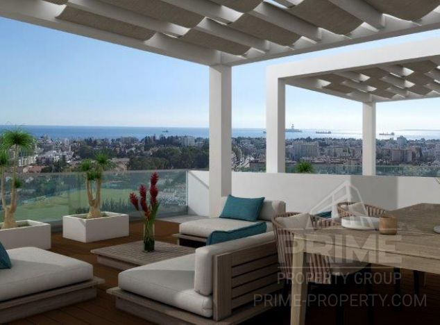 Cyprus property, Apartment for sale ID:10126