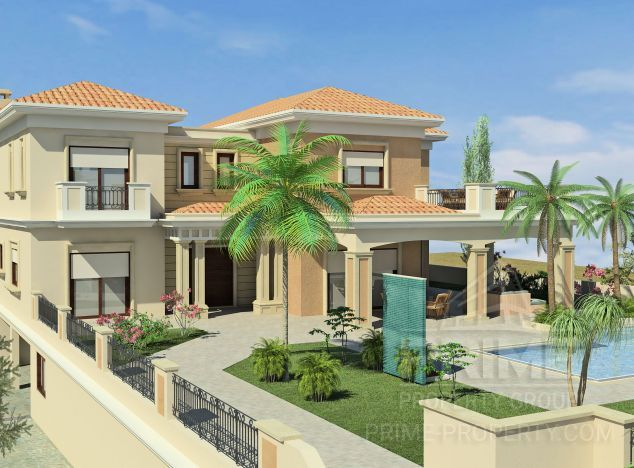 Cyprus property, Villa for sale ID:10137