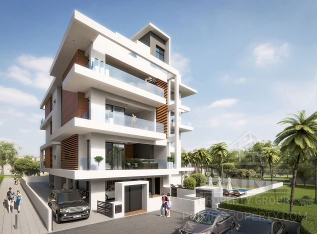 Cyprus property, Apartment for sale ID:10146