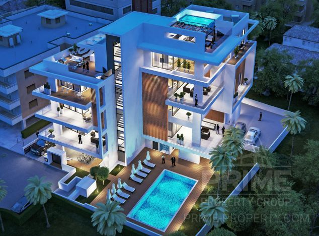 Buy Apartment 10146 in Limassol