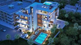 <br>Cyprus property, Penthouse for sale ID:10147