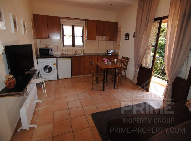 Cyprus property, Apartment for holiday rent ID:10166