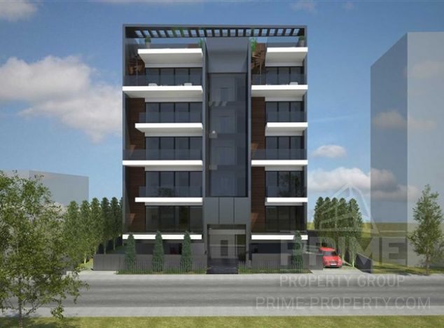 Cyprus property, Apartment for sale ID:10176