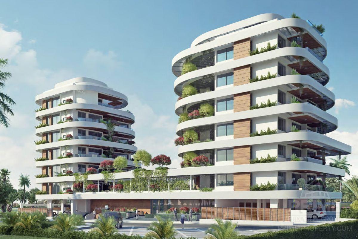 Предложение № 10186 - Larnaca, Apartment 71 м2