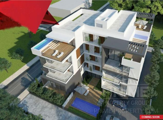 Cyprus property, Apartment for sale ID:10187