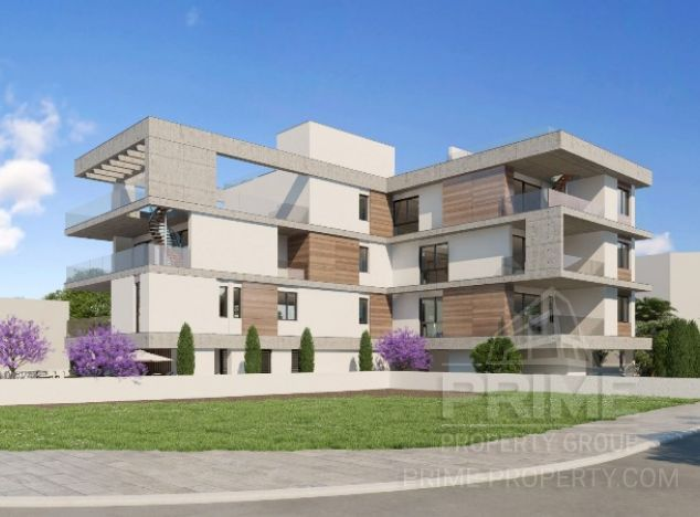 Cyprus property, Apartment for sale ID:10194