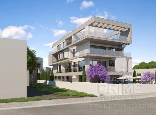 Cyprus property, Penthouse for sale ID:10200