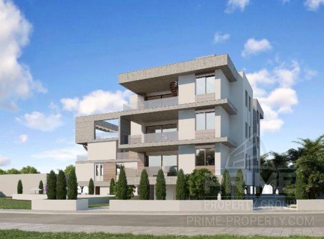 Cyprus property, Penthouse for sale ID:10201