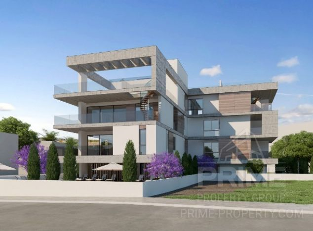 Cyprus property, Penthouse for sale ID:10202