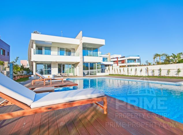 Cyprus property, Villa for holiday rent ID:10203