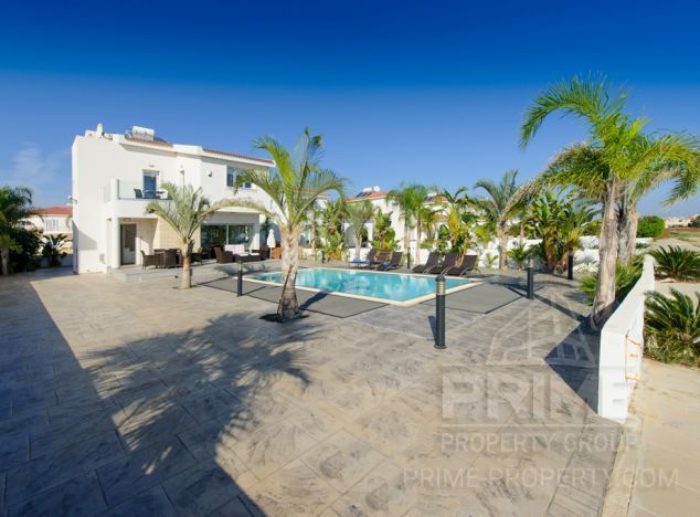 Cyprus property, Villa for holiday rent ID:10222
