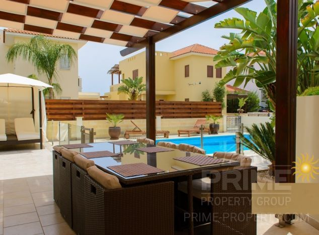 Cyprus property, Villa for holiday rent ID:10227