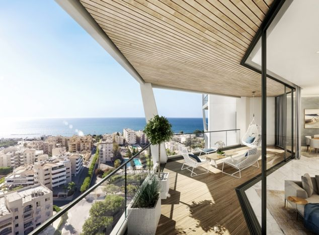 Cyprus property, Penthouse for sale ID:10287