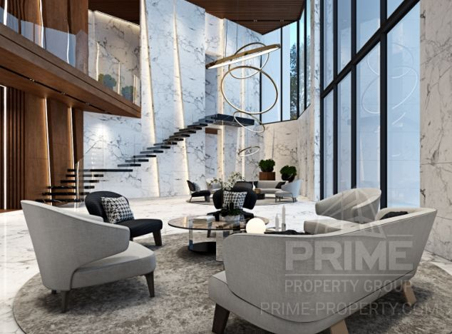 Cyprus property, Penthouse for sale ID:10288