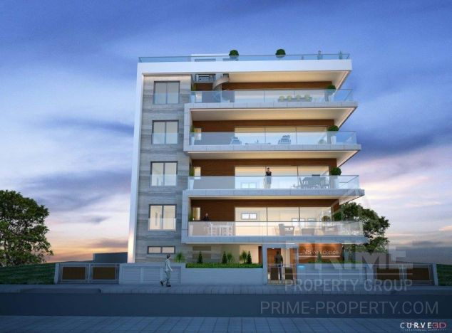 Cyprus property, Apartment for sale ID:10291