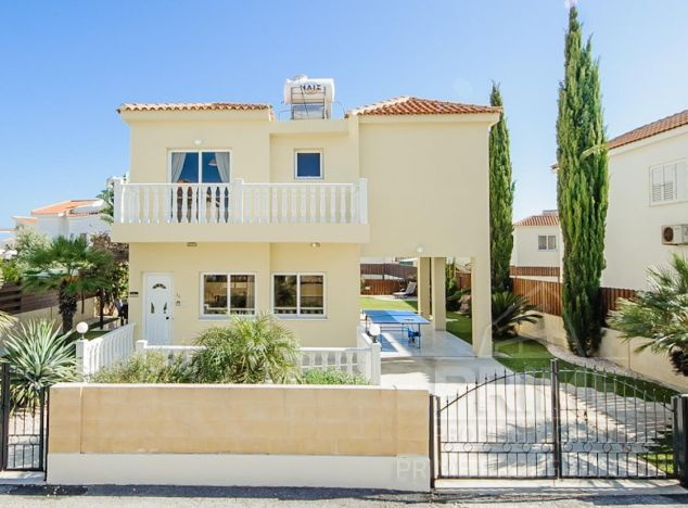 Cyprus property, Villa for holiday rent ID:10301