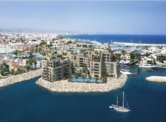 Garden Apartment 10307 on sell in Limassol