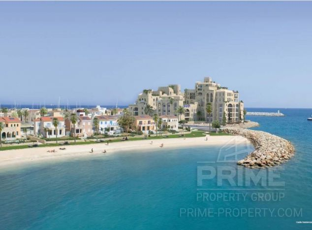 Cyprus property, Garden Apartment for sale ID:10307