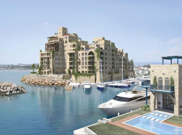 Sell Garden Apartment 10315 in Limassol