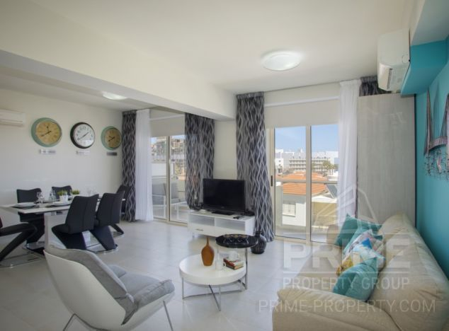 Cyprus property, Apartment for holiday rent ID:10321