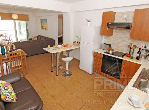 Cyprus property, Apartment for holiday rent ID:10327