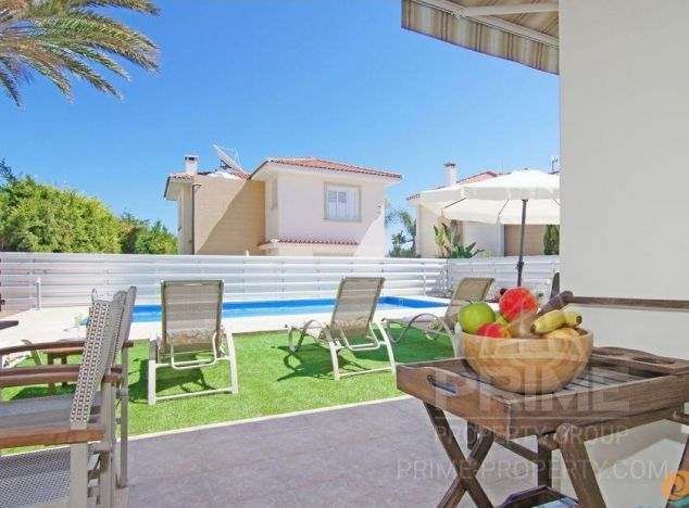 Cyprus property, Villa for holiday rent ID:10329