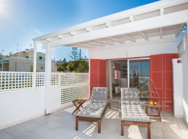 Cyprus property, Townhouse for holiday rent ID:10331
