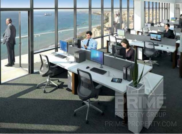 Cyprus property, Office for rent ID:10333
