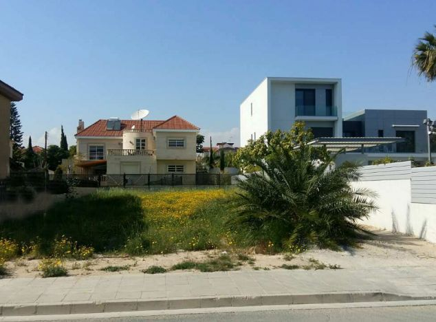 Land 10347 on sell in Limassol