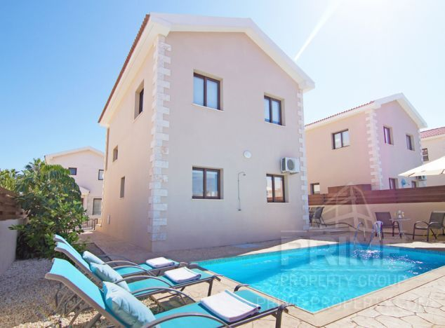 Cyprus property, Villa for holiday rent ID:10358