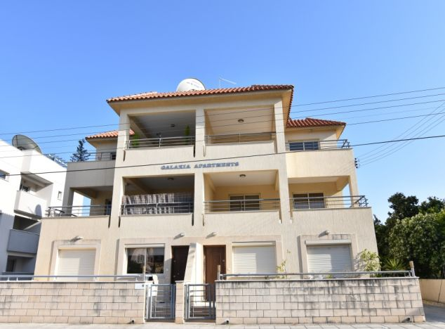 Cyprus property, Apartment for sale ID:10371
