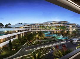 Cyprus property, Penthouse for sale ID:10455