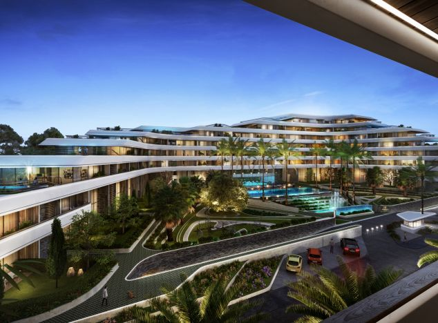 Sell Apartment 10456 in Limassol