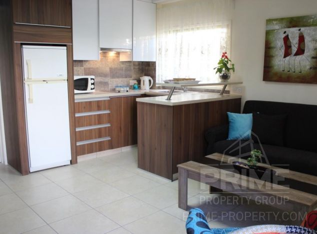 Cyprus property, Garden Apartment for holiday rent ID:10482