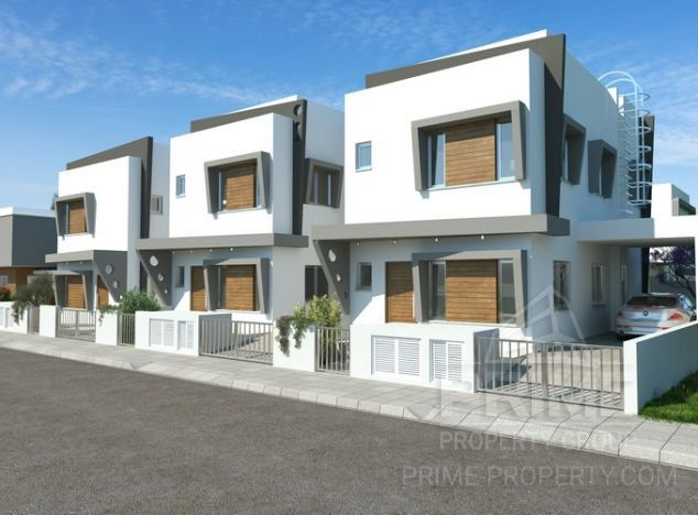 Cyprus property, Townhouse for sale ID:10527